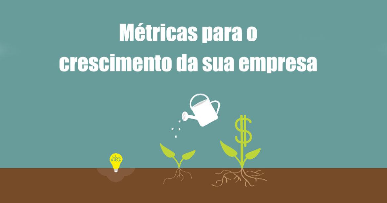 Quais as métricas que você deve acompanhar antes de promover o crescimento da sua empresa